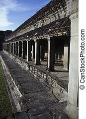 angkor, wat-, cambodge