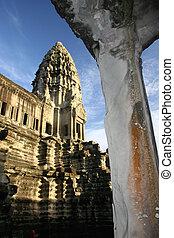 Angkor Wat Dawn - Ankor Wat in Cambodia at dawn