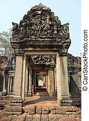 Angkor Wat ruins
