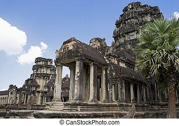 Angkor Wat - Image of UNESCO's World Heritage Site of Angkor...