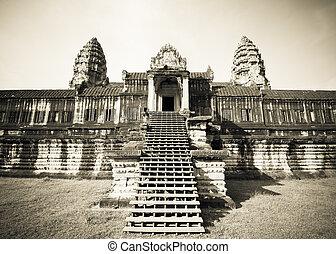 Angkor Wat temple, Cambodia