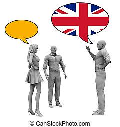 anglaise, apprendre