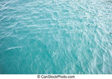 angle, beauté, surface, élevé, vue mer