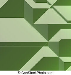 Angled geometric abstract background - Angled geometric 3d...