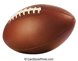 Angled NFL Football - NFL Football