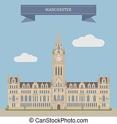 angleterre, manchester