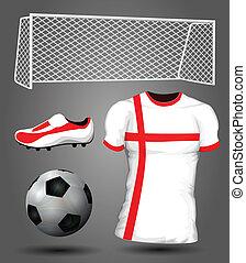 anglia, futball, mez