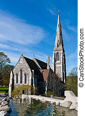 Anglican church in Copenhagen