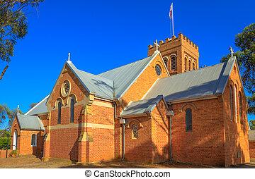anglican, york, igreja