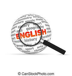 anglický