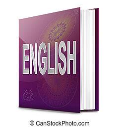 angol szöveg, book.