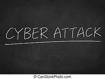 angriff, cyber