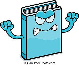 Angry Cartoon Book