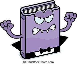 Angry Cartoon Horror Novel
