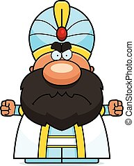 Angry Cartoon Sultan