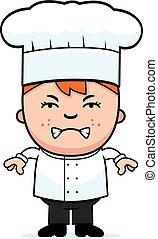 Angry Child Chef