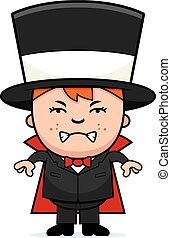 Angry Child Magician