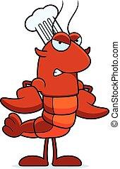 Angry Crawfish Chef