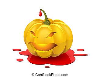 Angry Halloween.
