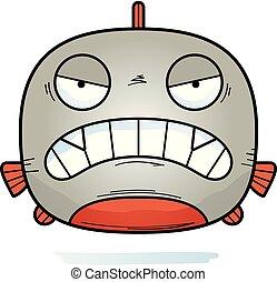 Angry Little Piranha