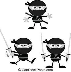 Angry Ninja Warrior 1 Collection