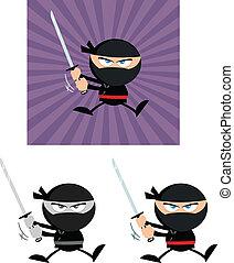 Angry Ninja Warrior 5 Collection