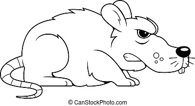 Angry Rat