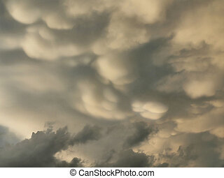 Angry Sky - Aftermath of thunderstorm
