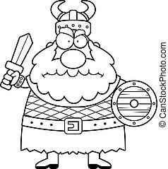 Angry Viking