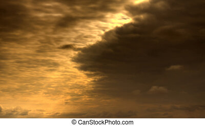 angst, himmelsgewölbe