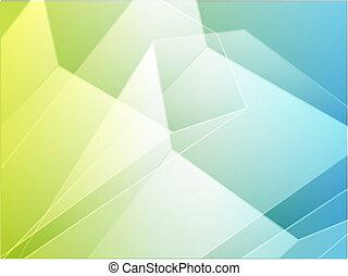 Angular crystal abstract design - Abstract wallpaper design ...