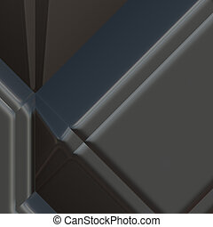 angular, geométrico, resumen
