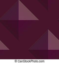 Angular geometry