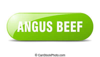 angus beef button. angus beef sign. key. push button.