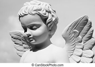 anielski, statua