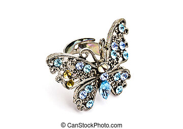 anillo, moda