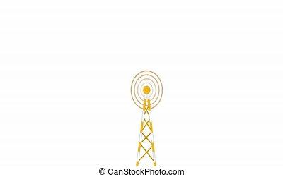animé, antenne