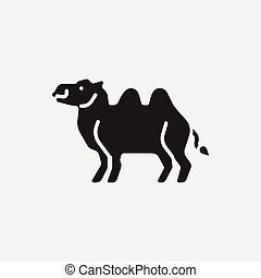 animal camel icon