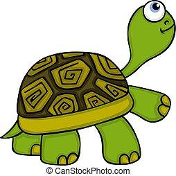 Animal Cute Turtle