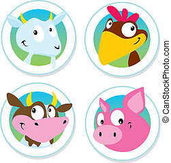 animal farm label