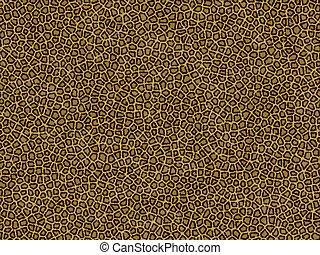 Animal fur texture - leopard
