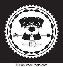 animal, hipster, conception