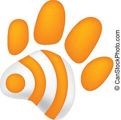 animal paw RSS