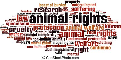 Animal rights-horizon [Converted].eps - Animal rights word...