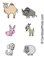 Animal Set Collection