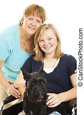 animale domestico famiglia