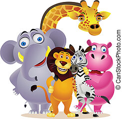 animale, gruppo