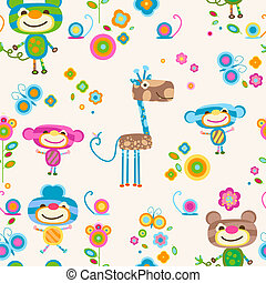 animals background