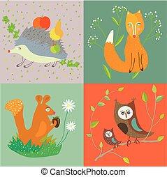 animals-forest