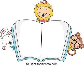 Animals Students Book